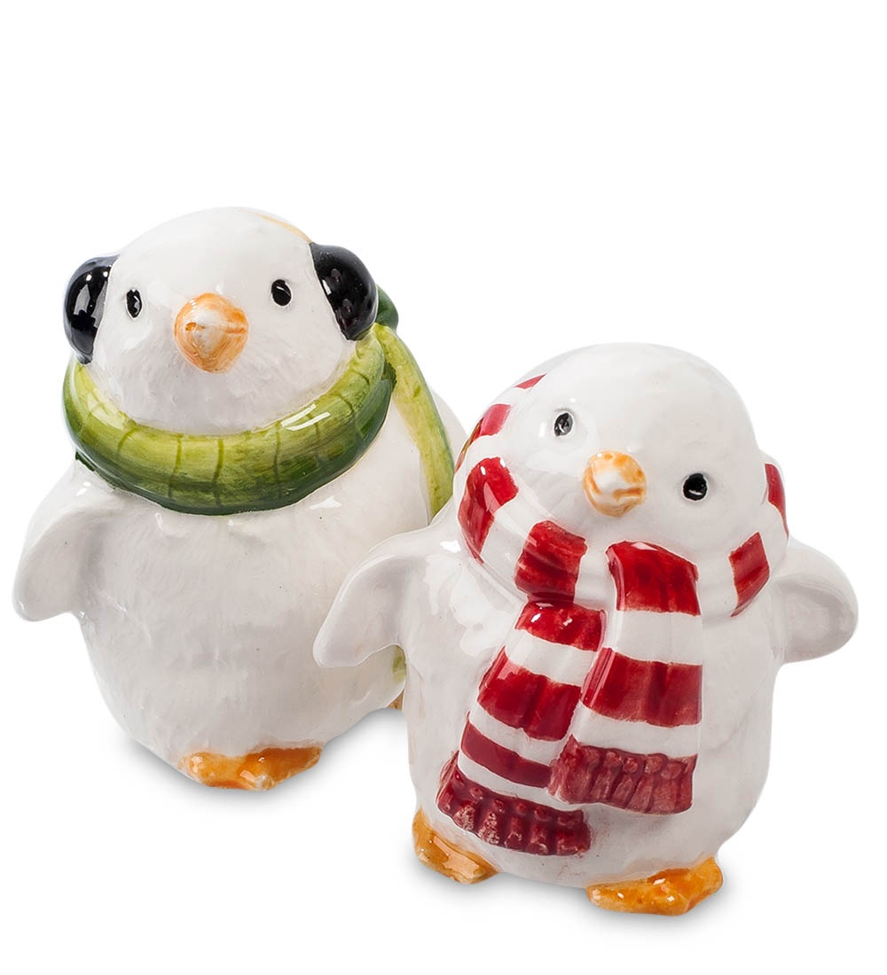 Набор для специй Pavone Пингвины CMS-14/20, 104586