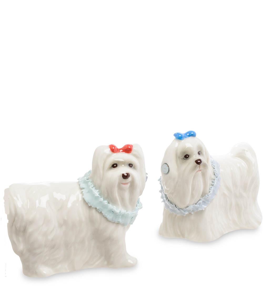 Набор для специй Pavone Пара собак CMS-14/24, 107622 набор для специй pavone пара собак cms 14 26 107624