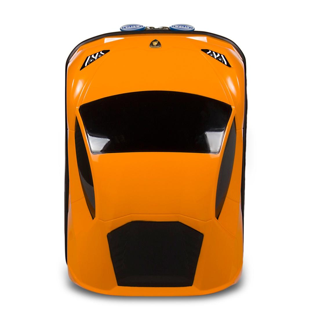Рюкзак Car Welly Туристический Детский, оранжевый туристический рюкзак columbia lu0672 2015 25l