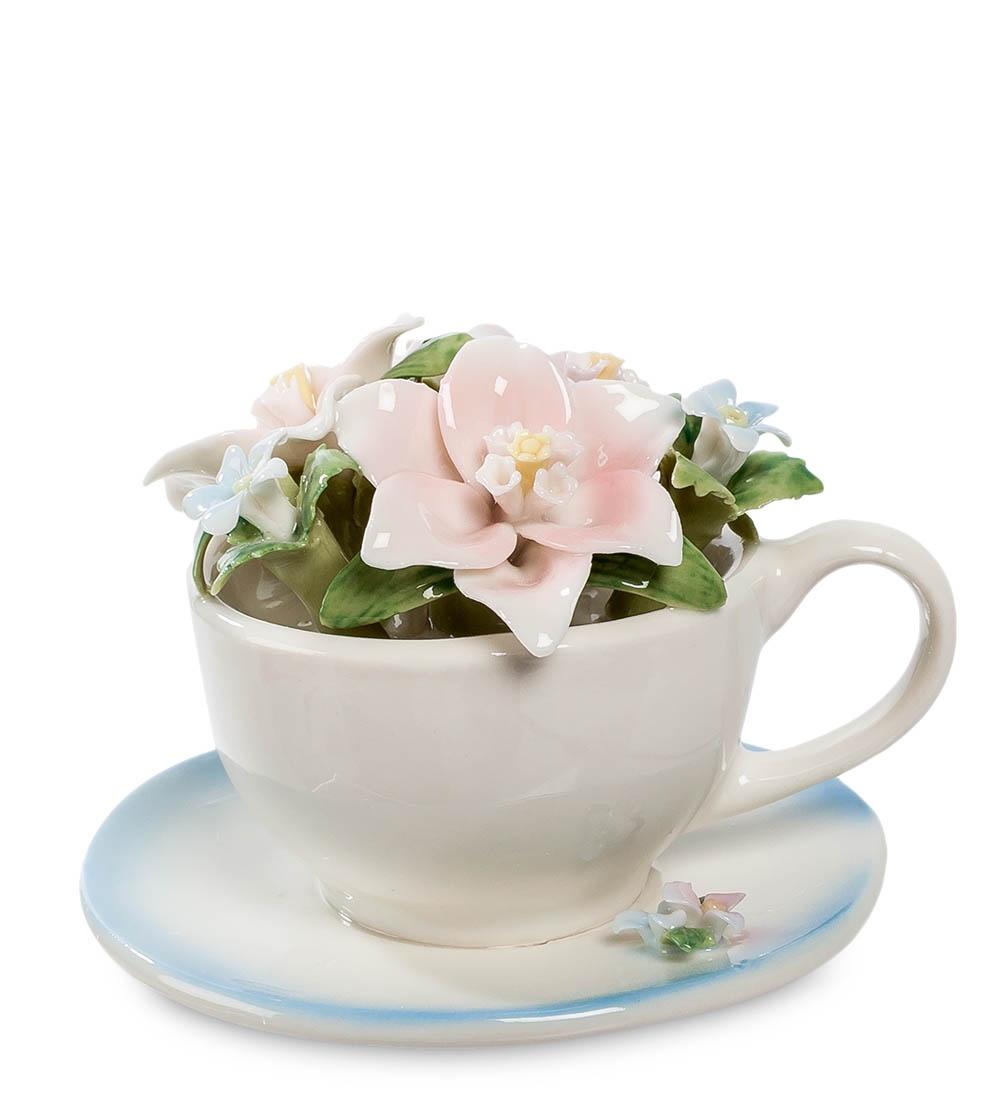 Композиция Pavone чаша Весенние цветы, 106063 ранок декупаж весенние цветы