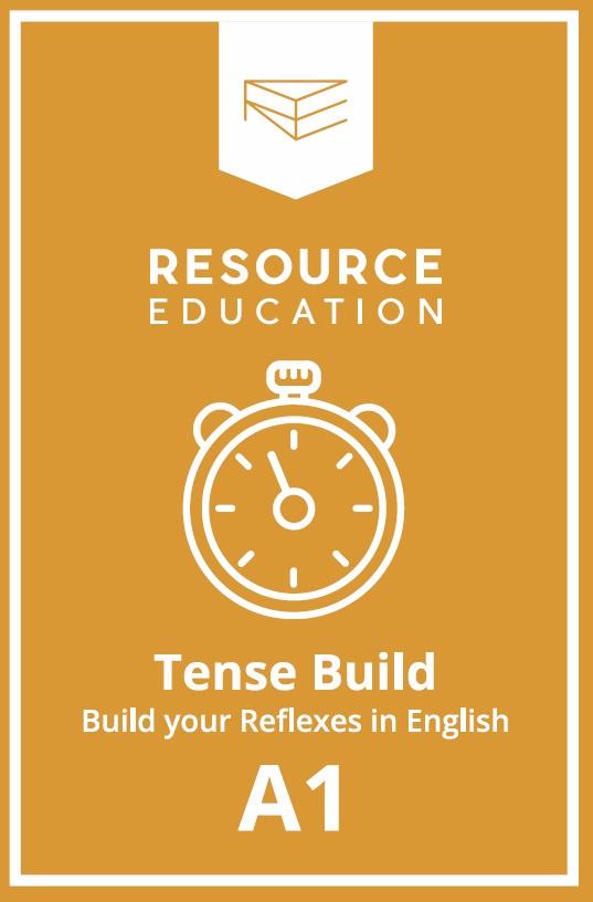 Обучающая игра Resource Education Tense Build, P2, 2009969220151