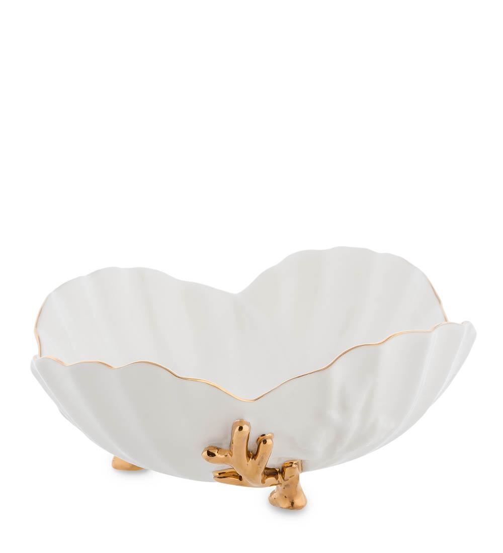 Пиала Pavone Морская ракушка FM-34/14, 10947 fm 34 11 набор соусников морская ракушка pavone