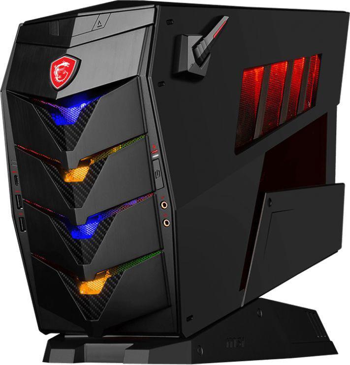 Настольный компьютер MSI Aegis 3 8RC, 9S6-B91811-205, черный компьютер игровой