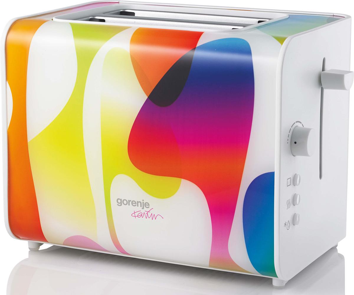 Тостер Gorenje T900KARIM, 577490, разноцветный