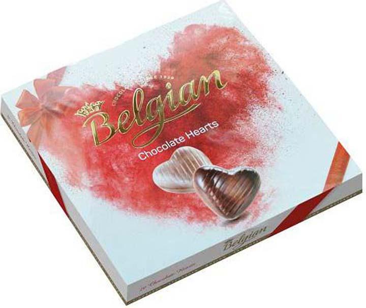 Набор шоколадных конфет The Belgian, 200 г набор шоколадных конфет the belgian 200 г