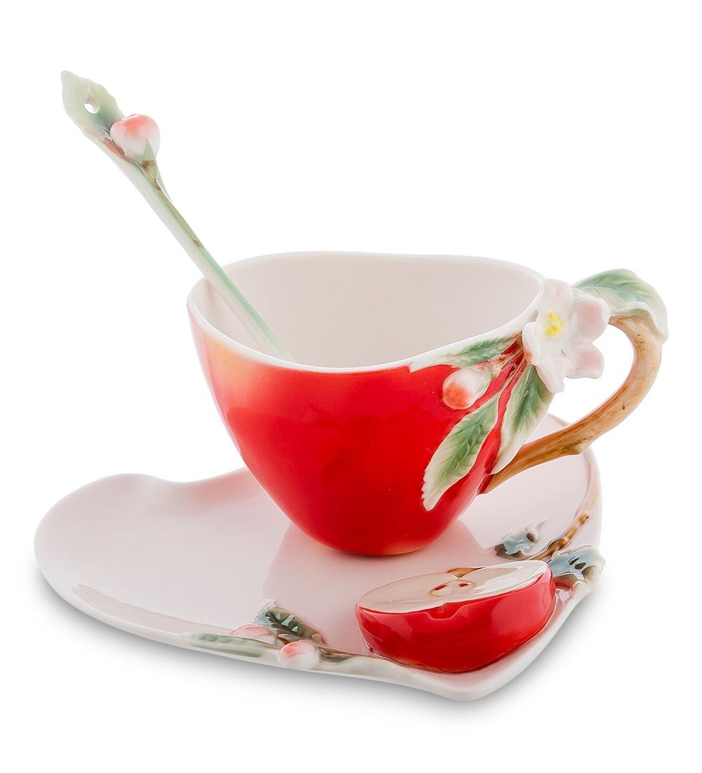 Кофейная пара Pavone Яблоко FM-01/31, 106733