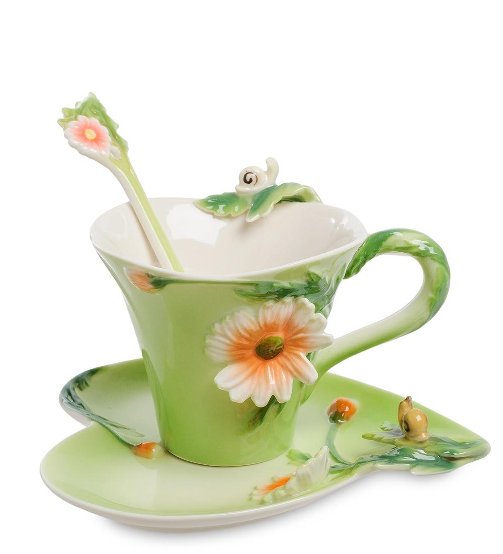 Кофейная пара Pavone Аризема FM-01/33, 107628