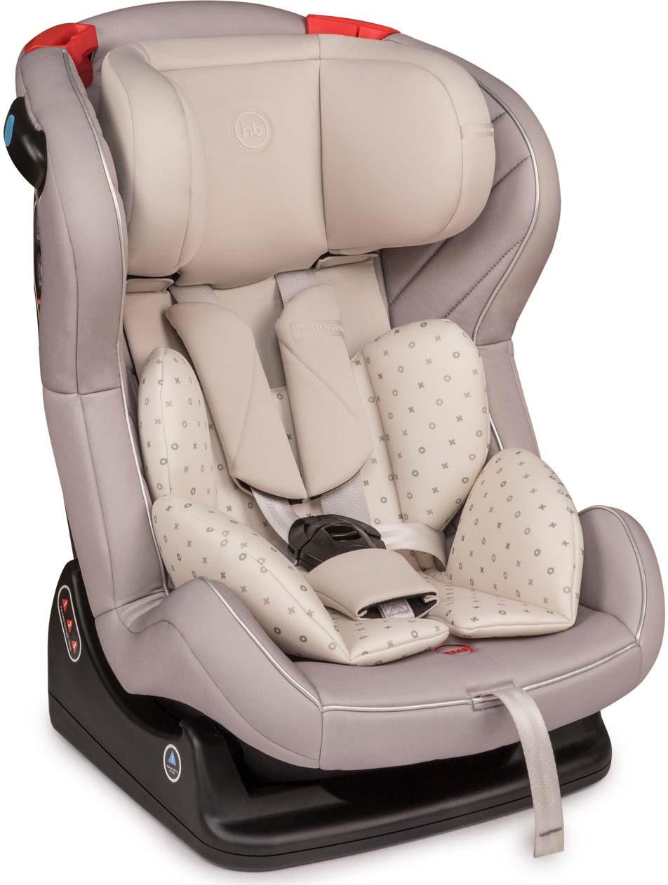 Автокресло Happy Baby Passenger V2, 0-25 кг, 4690624026256, каменный