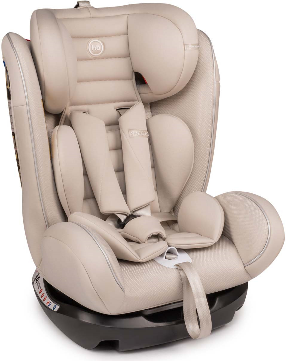 Автокресло Happy Baby Spector, 0-36 кг, 4690624026294, песочный