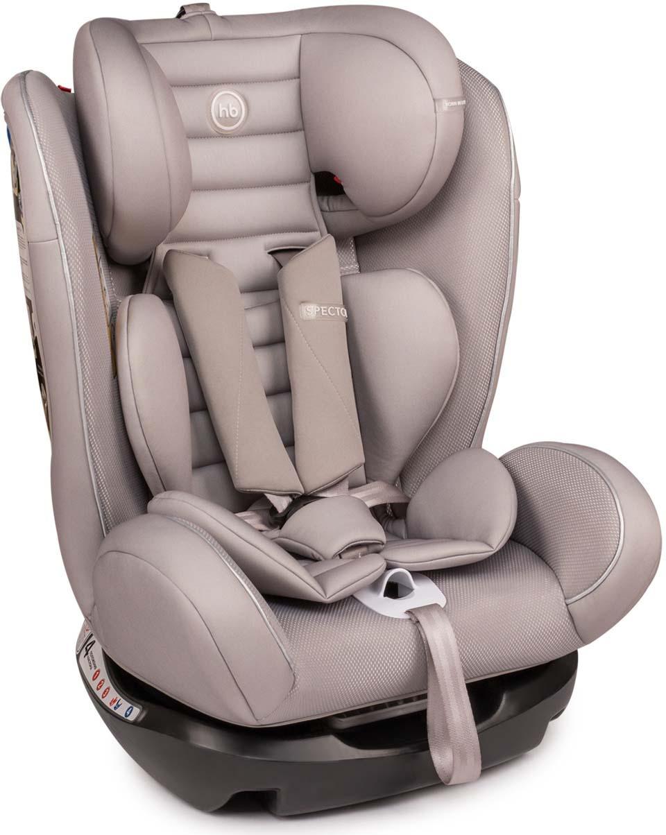 Автокресло Happy Baby Spector, 0-36 кг, 4690624026287, каменный