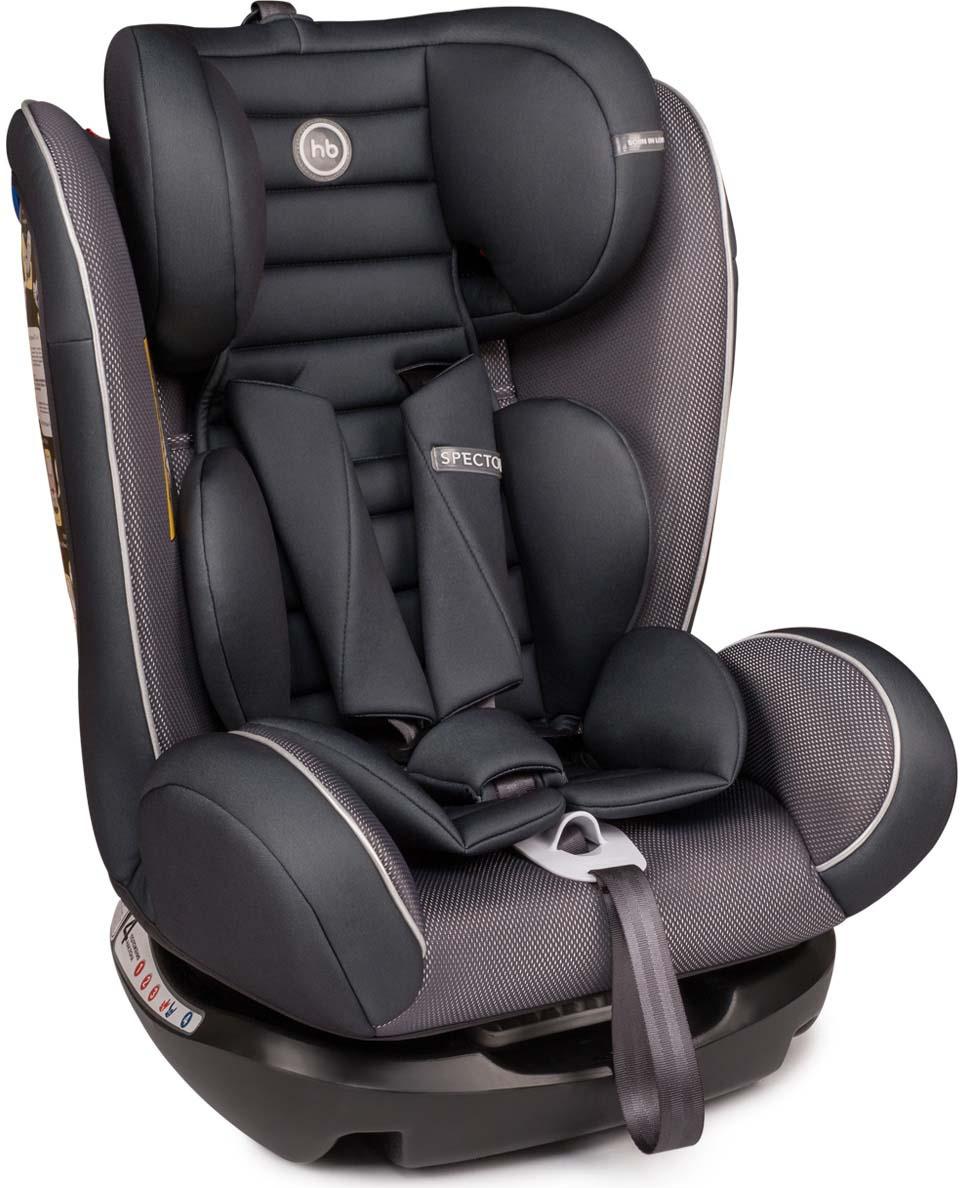 Автокресло Happy Baby Spector, 0-36 кг, 4690624026270, графитовый