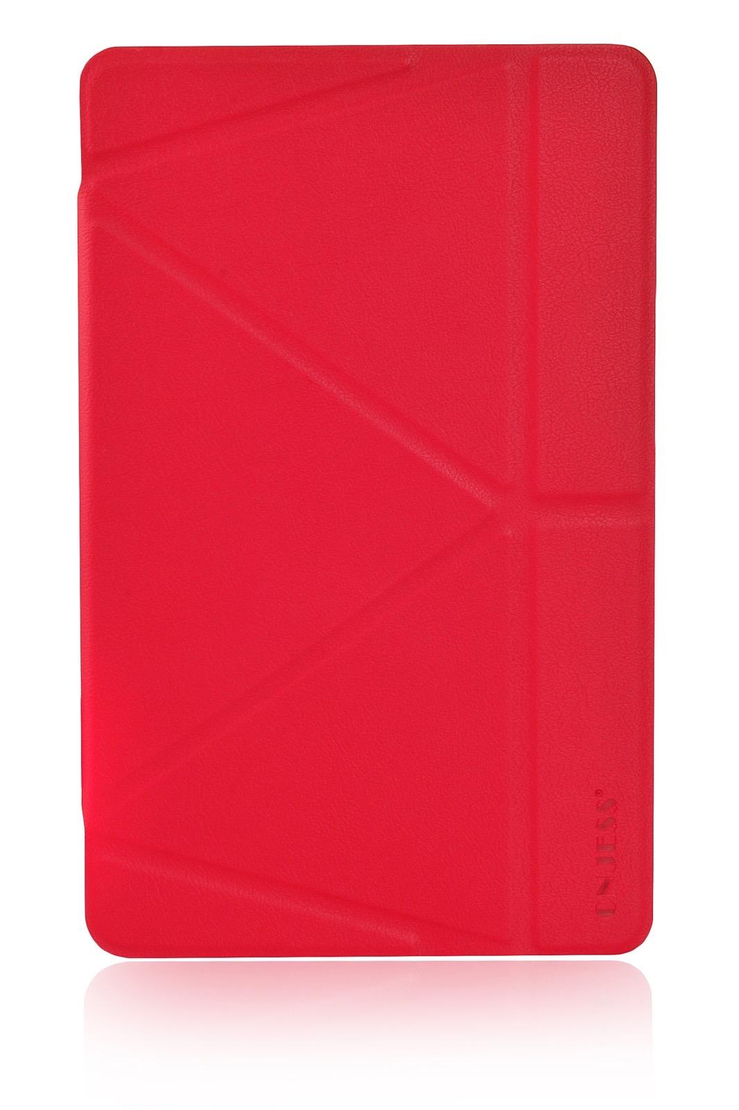 Чехол для планшета Onjess Smart для Samsung Tab S4 10.5 T835, 908030, красный аксессуар чехол onjess для samsung tab s4 10 5 t835 smart grey 908031