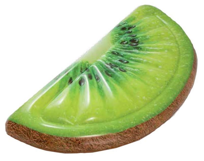 Матрас надувной для плавания Intex Киви, 58764, зеленый