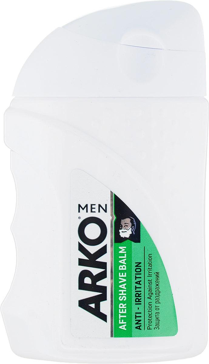 Бальзам после бритья Arko Men Anti-Irritation, 150 мл бальзам после бритья arko