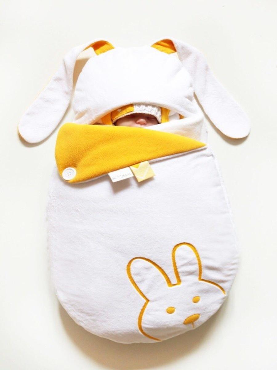 Спальный мешок для новорожденных Дом жирафа