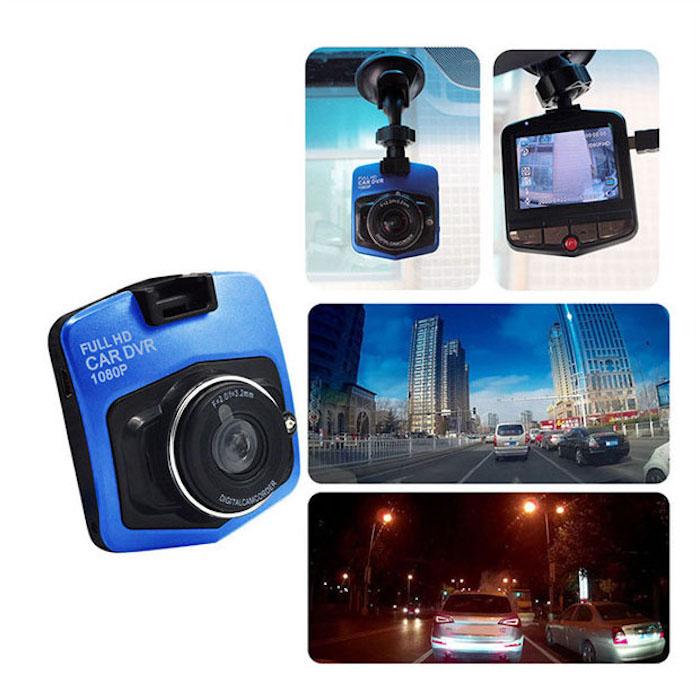 Видеорегистратор DVR регистратор Dvr-blue, VBDVR-Blue, синий