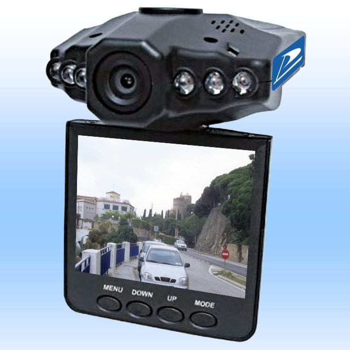Видеорегистратор Dvr DVR-HD, HD-DVR bl, черный dvr st