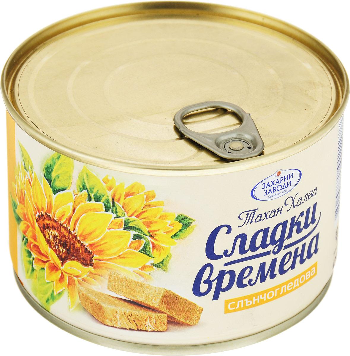 Zaharni Zavodi Zlatea Подсолнечная халва, 420 г