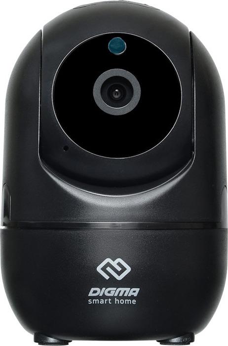 IP видеокамера Digma DiVision 201 2,8 мм, 1021468, черный