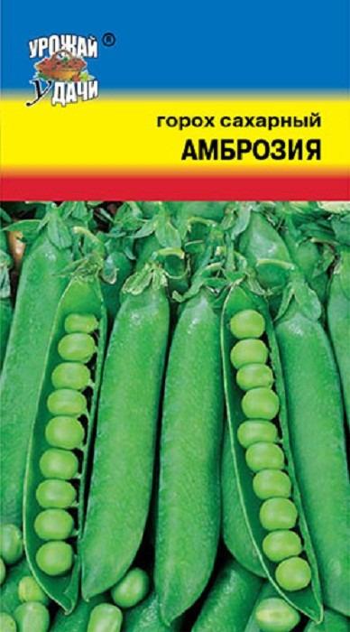 Семена Урожай уДачи Горох Амброзия сахарный, 5 г цена
