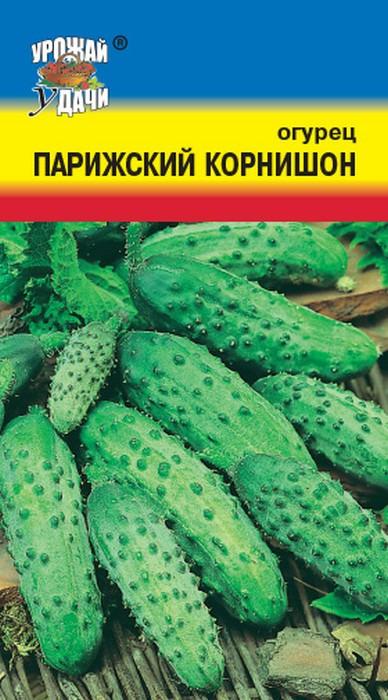 Семена Урожай уДачи Огурец Парижский корнишон, 0,5 г цена