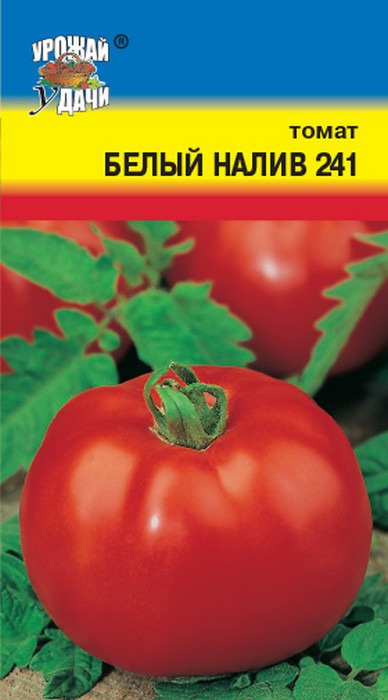 Семена Урожай уДачи Томат Белый налив 241, 0,1 г