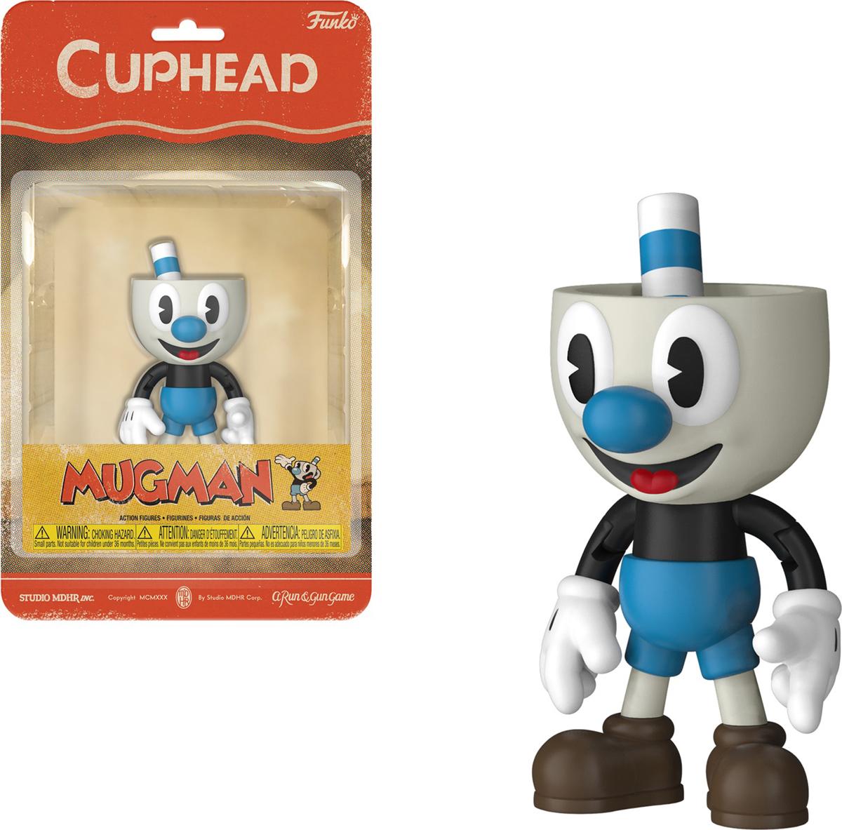 Фигурка Funko Action Figures: Cuphead: Mugman 33420