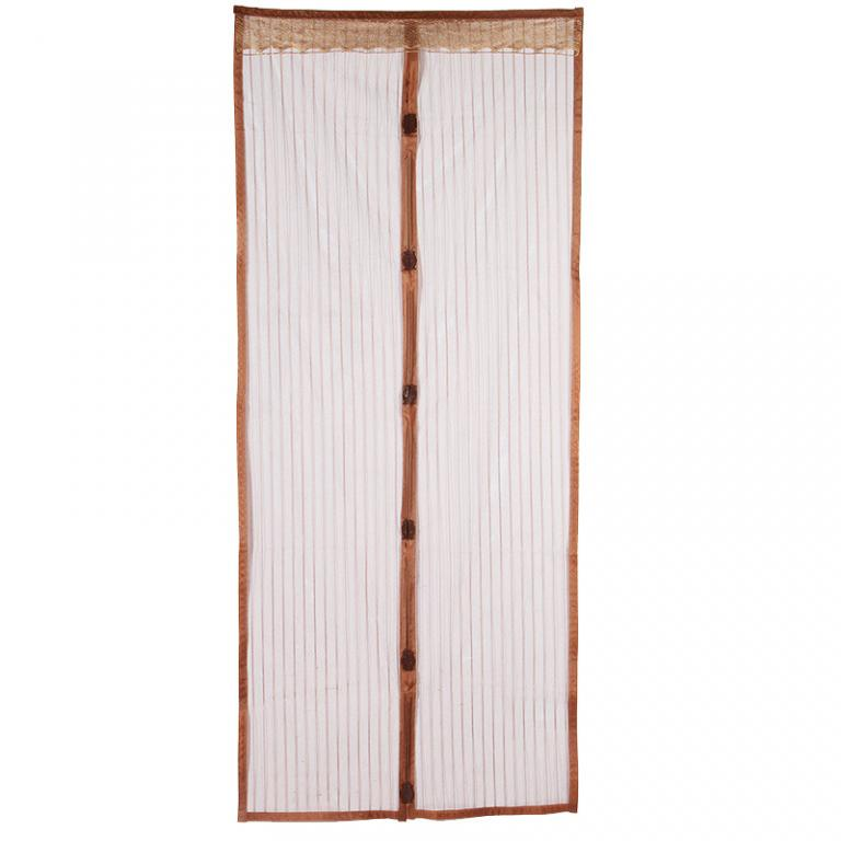 москитные сетки Сетка антимоскитная MARKETHOT Z00627, коричневый