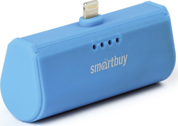 Внешний аккумулятор SmartBuy TURBO-8 SBPB-140, 2200 мАч, Blue внешний аккумулятор smartbuy turbo sbpb 230 2200 мач red