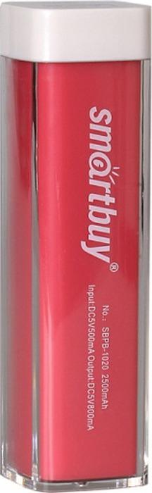 Фото - Внешний аккумулятор SmartBuy EZ-BAT SBPB-1020, 2000 мАч, Pink аккумулятор