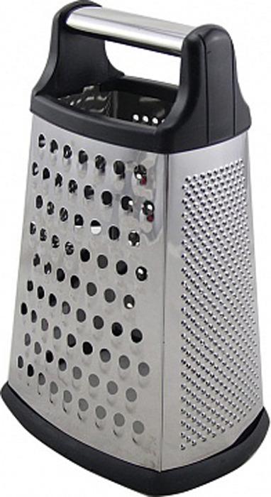 Терка для продуктов Endever четырехсторонняя, Cook-19, серебристыйCook-19размер 9*9*14 см, Четыре поверхности для шинковки, для крупной и мелкой нарезки, Материал режущей части: нержавеющая сталь, Прорезиненная подставка для устойчивого положения, Качественная заточка режущих элементов, Простота в использовании и легкость в уходе