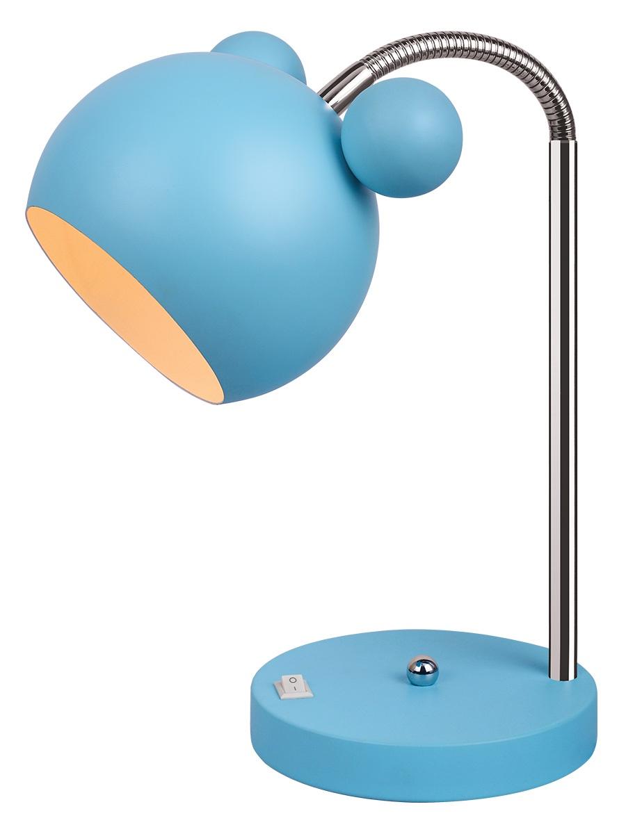 Настольный светильник Lumin'arte PANDA, E27, 40 Вт настольный светильник risalux каладиум e27 40w 3742781 белый 23 х 23 х 40 5 см