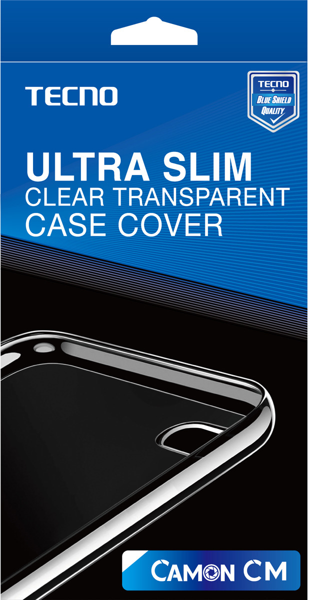 Чехол для сотового телефона Tecno BackCover Clear для Tecno Camon CM, 10302246