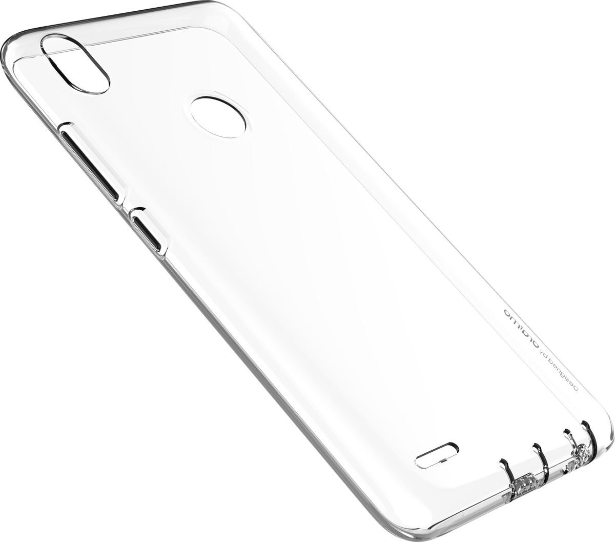 лучшая цена Чехол для сотового телефона Tecno BackCover Clear для Tecno POP 1s Pro, 10302262