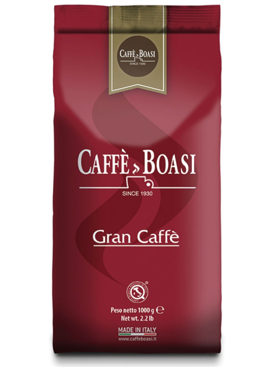 Кофе в зернах Caffe Boasi