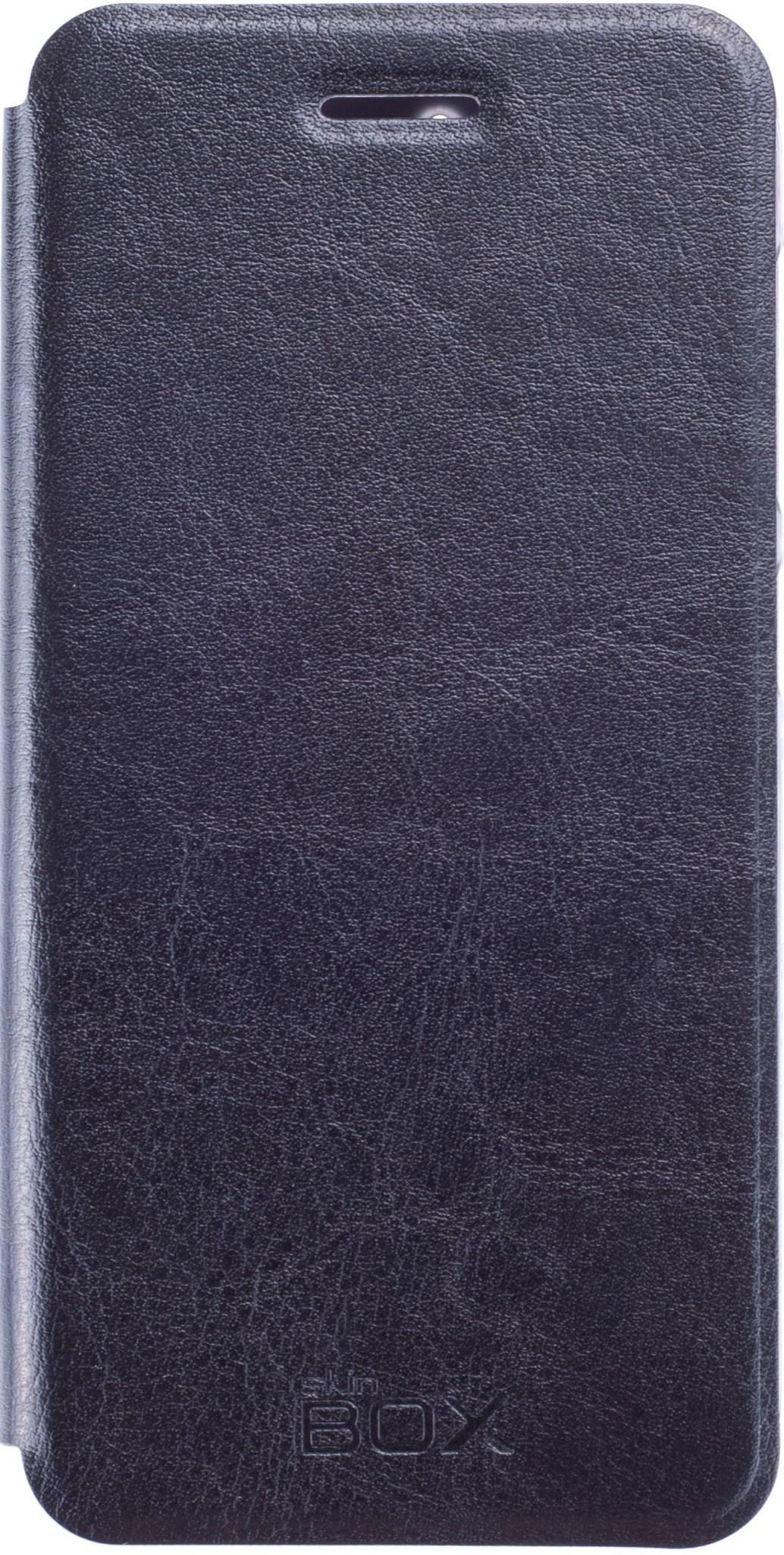 Чехол для сотового телефона skinBOX Lux, 4660041406870, черный