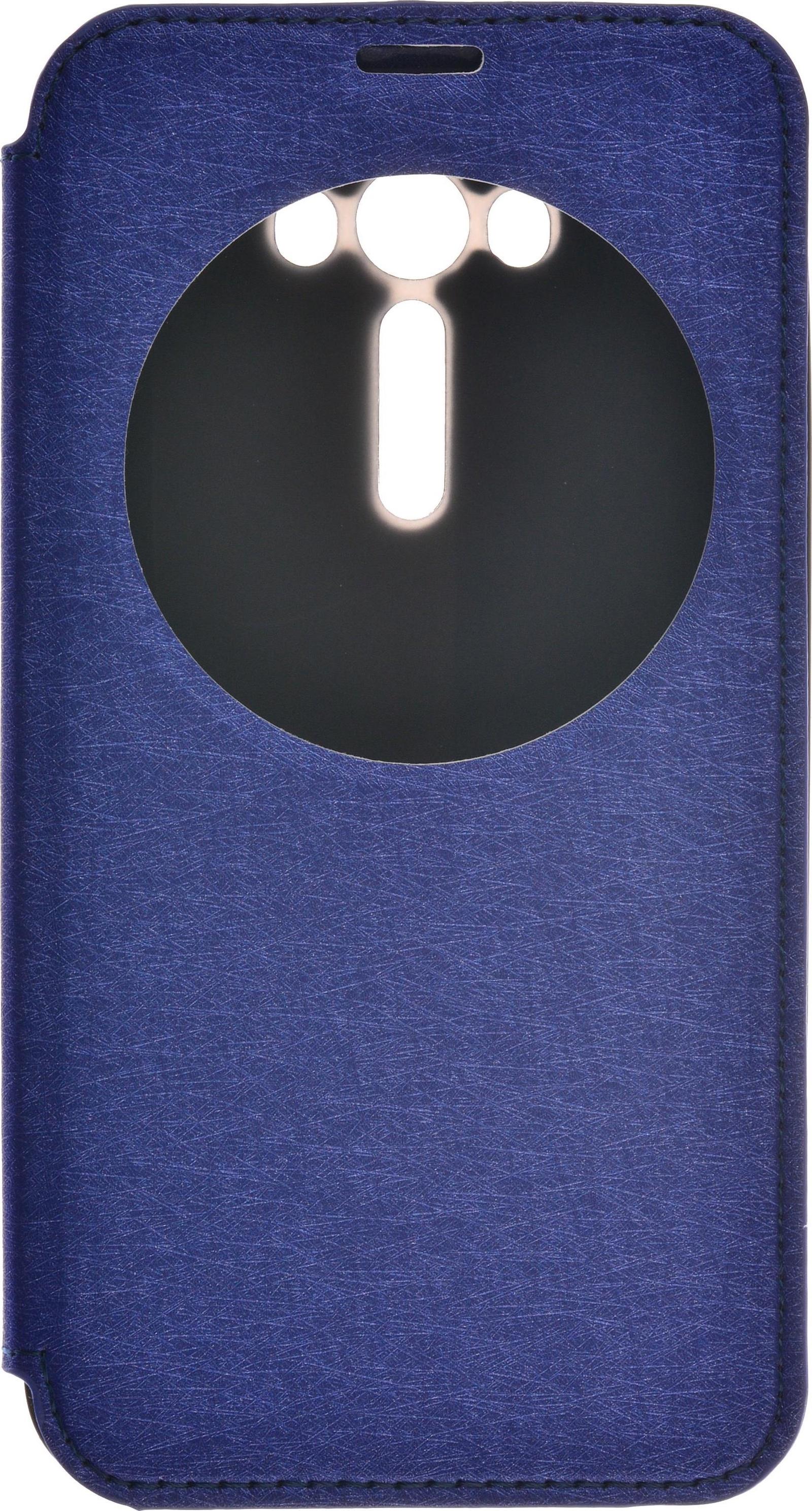 цена на Чехол для сотового телефона skinBOX MS, 4660041407273, синий