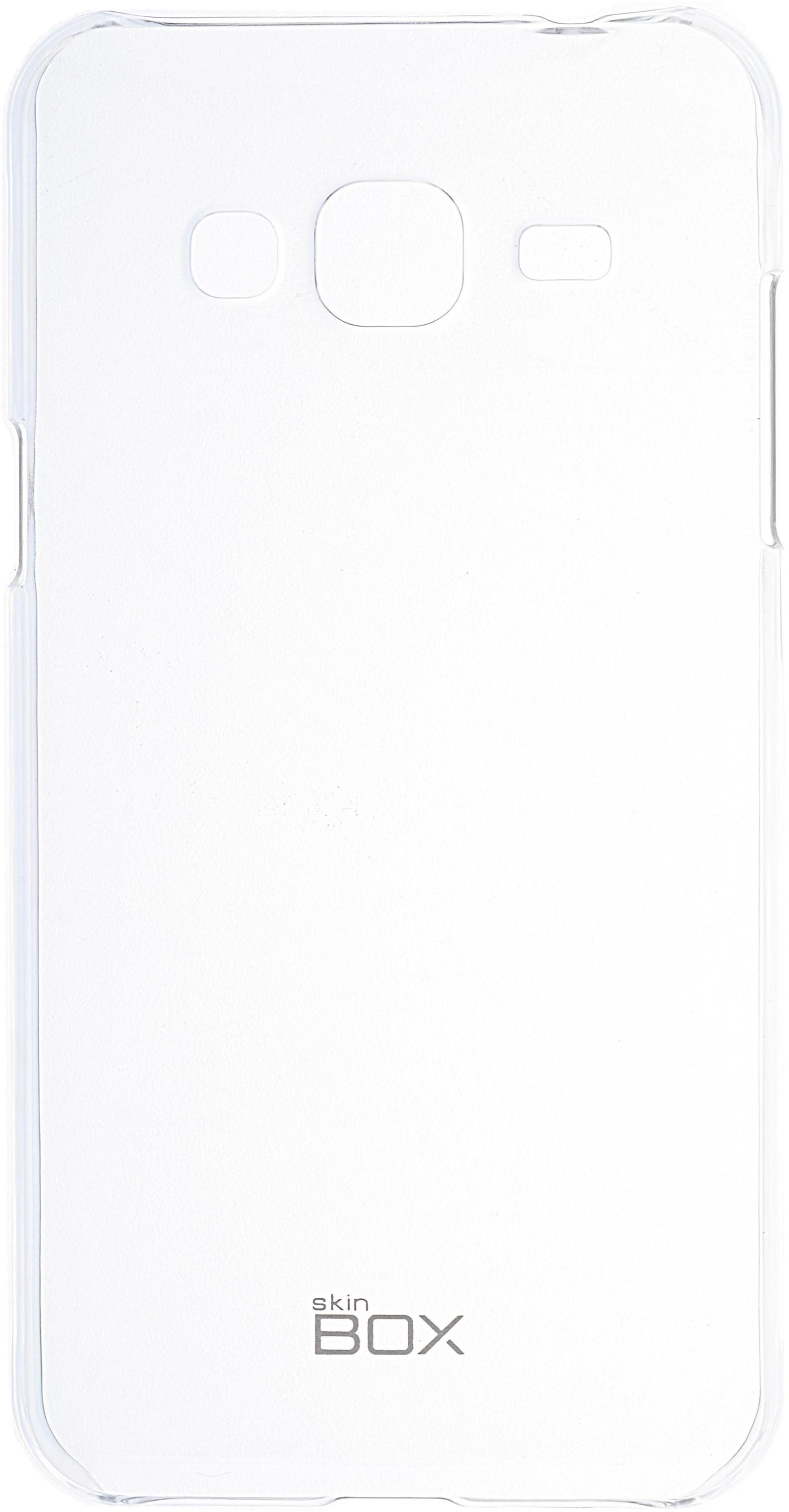 Чехол для сотового телефона skinBOX Crystal, 4660041407419, прозрачный чехол для сотового телефона skinbox crystal 4630042528109 прозрачный