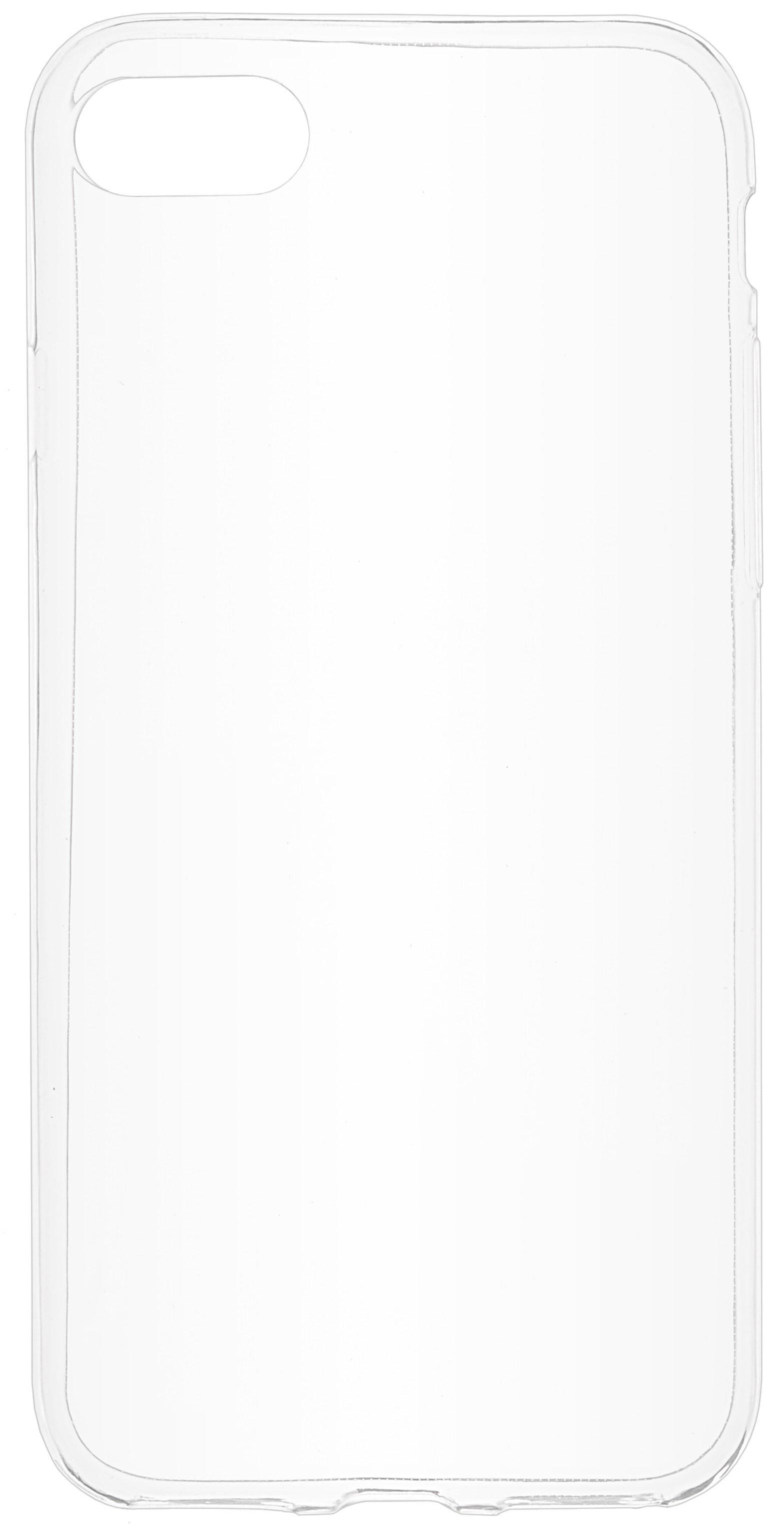 Чехол для сотового телефона skinBOX Slim Silicone, 4660041407792, прозрачный цена и фото