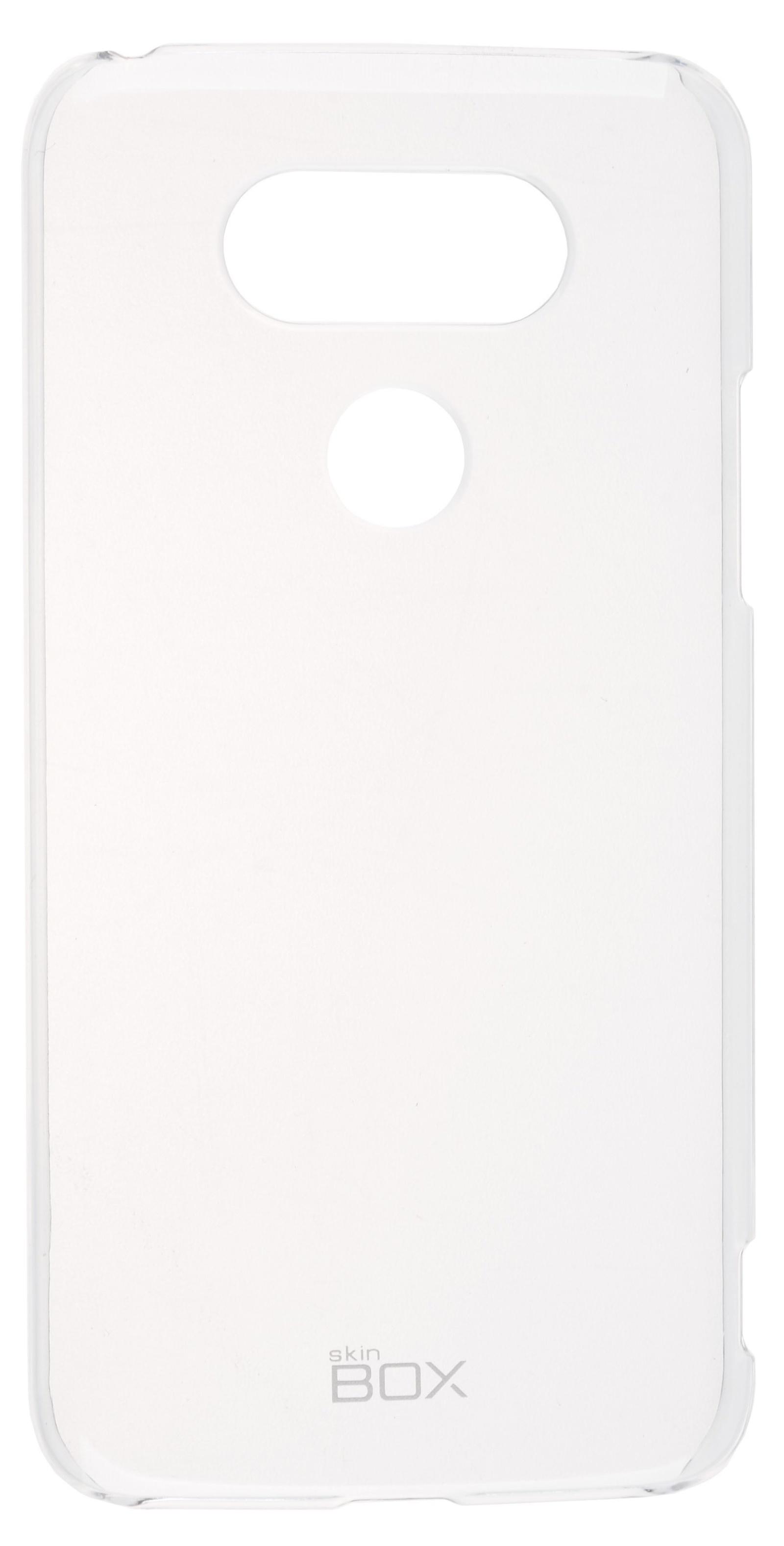 Чехол для сотового телефона skinBOX Crystal, 4660041407549, прозрачный цена
