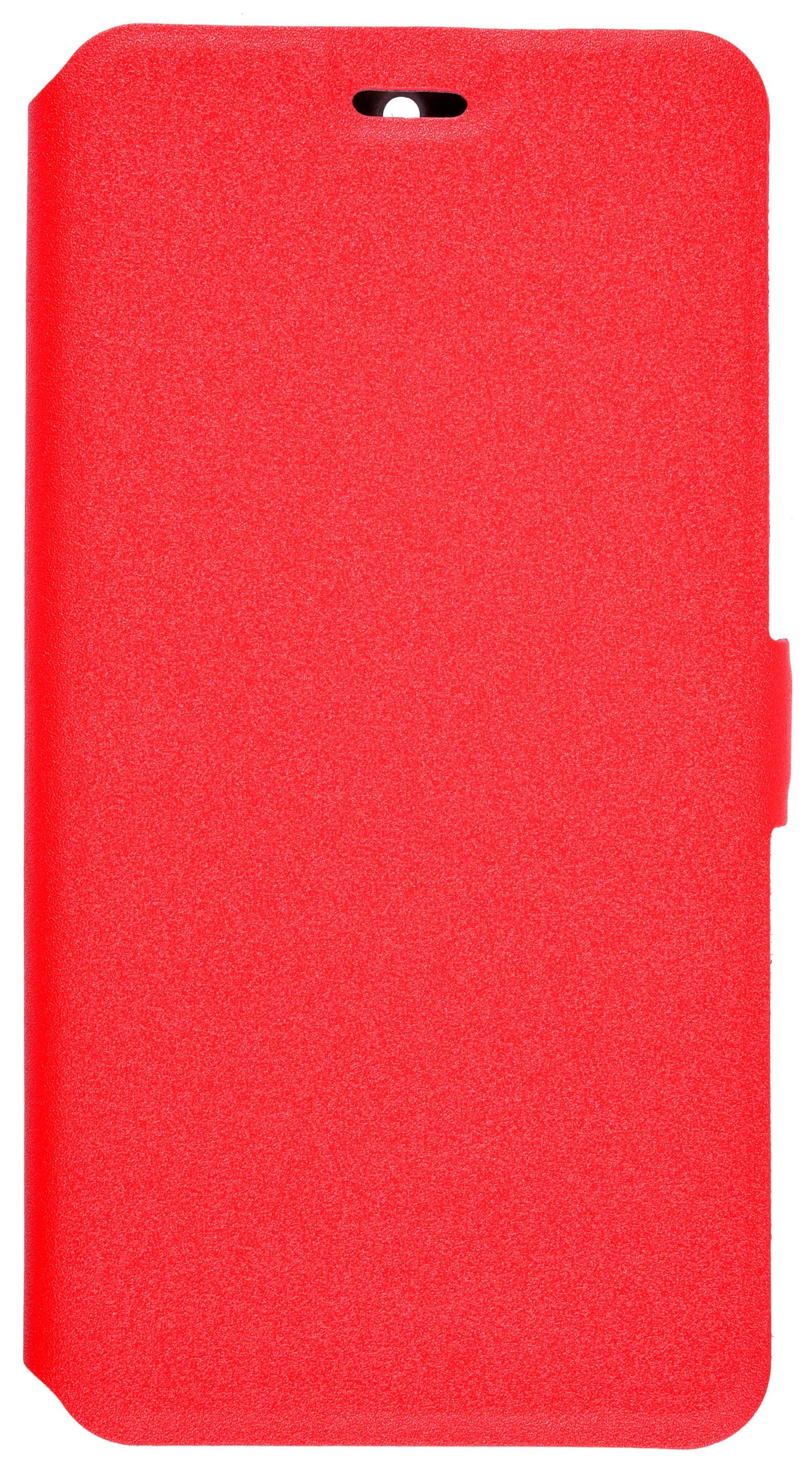 Чехол для сотового телефона PRIME Book, 4660041407815, красный prime book чехол книжка для meizu m5c red