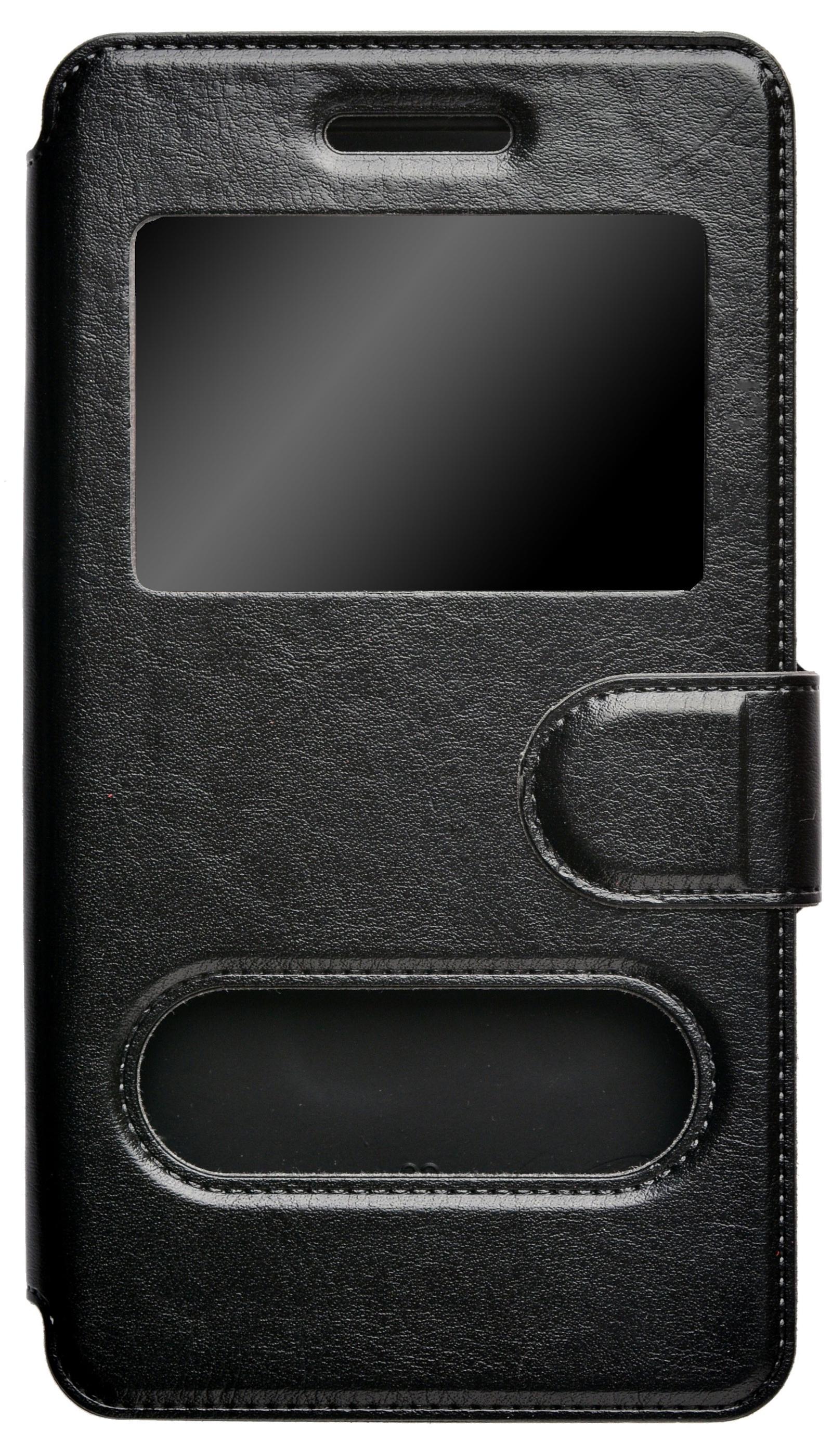 цена на Чехол для сотового телефона skinBOX Silicone Sticker 5, 4660041408010, черный