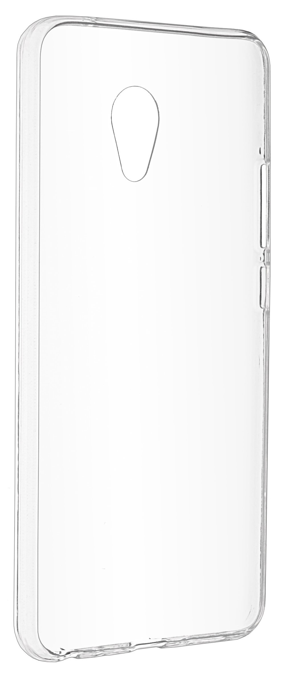 Чехол для сотового телефона skinBOX Slim Silicone, 4660041408157, прозрачный цена и фото