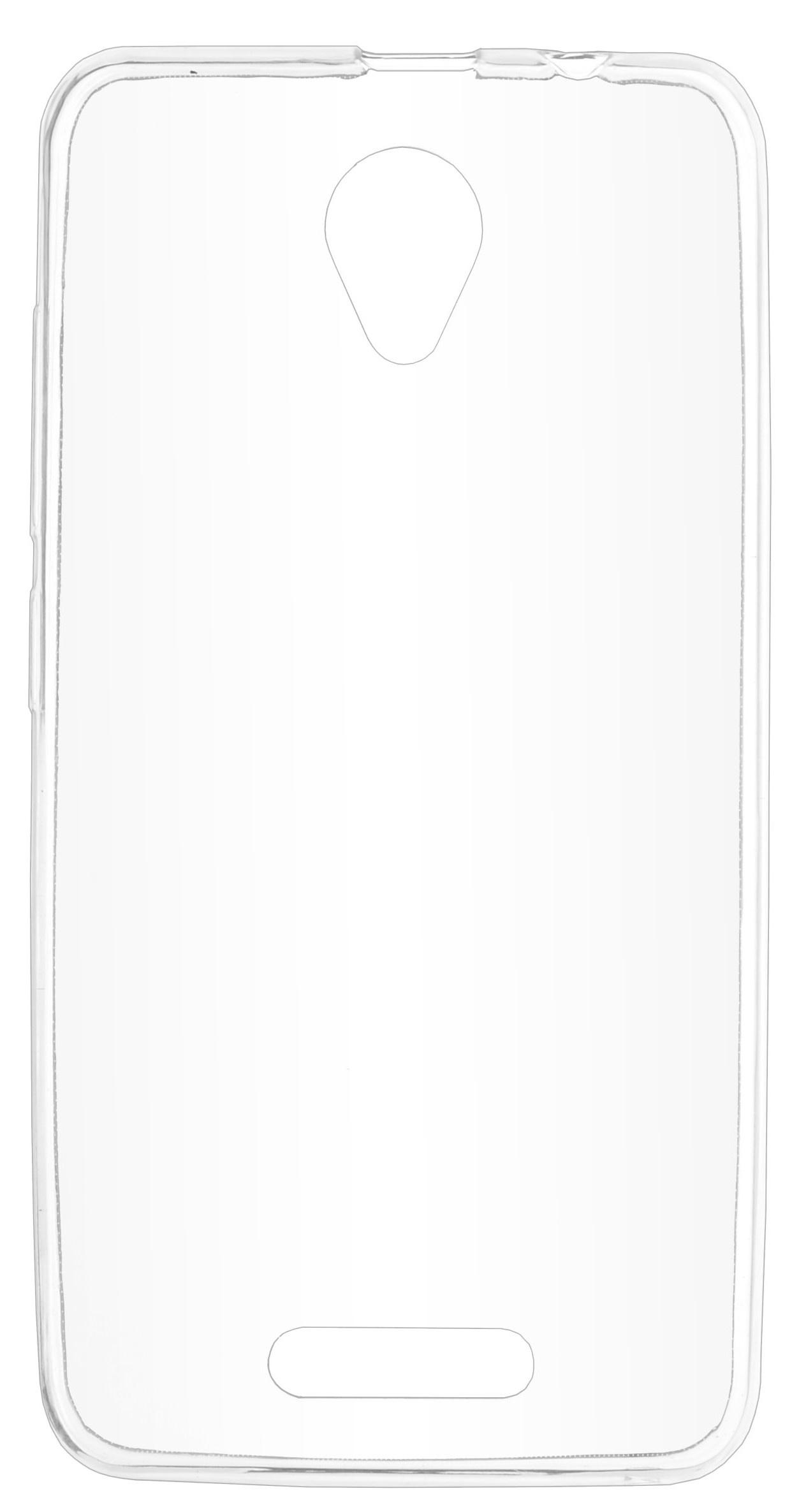 цена на Чехол для сотового телефона skinBOX Slim Silicone, 4660041409499, прозрачный