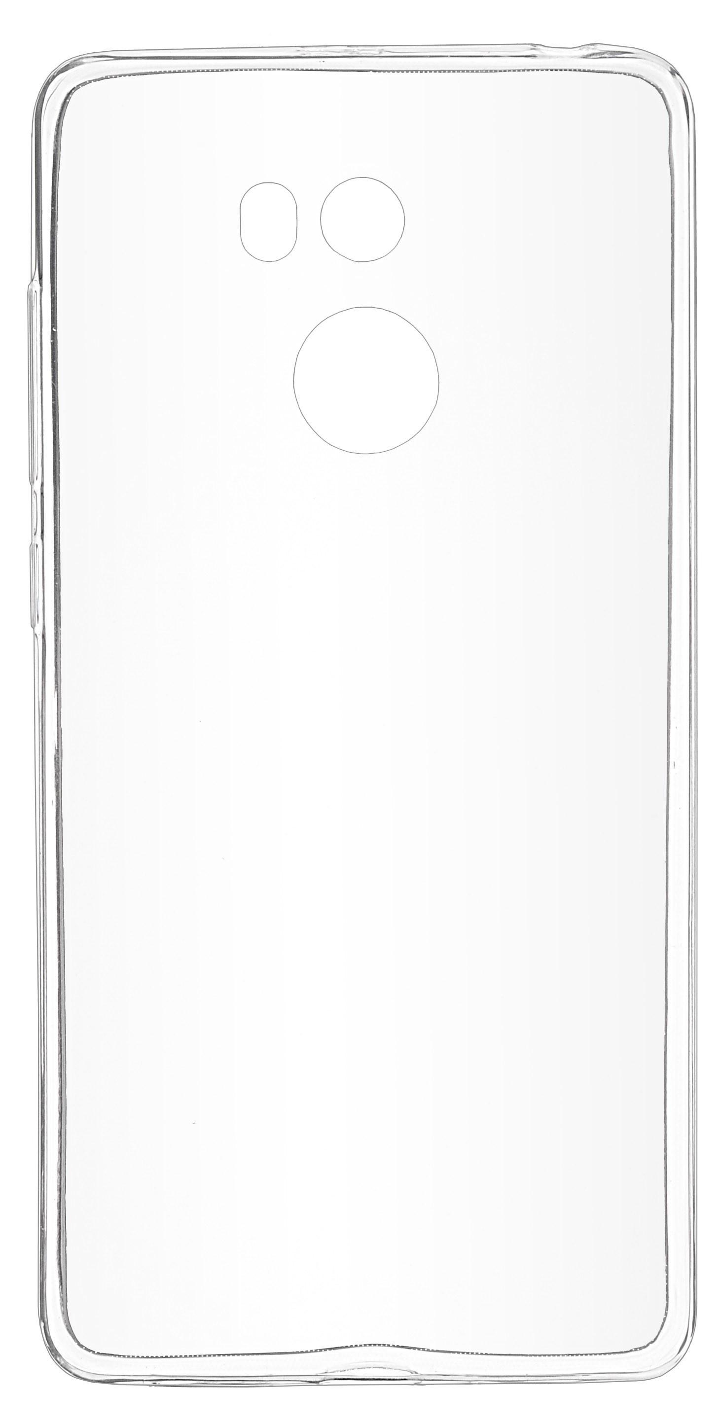 Чехол для сотового телефона skinBOX Slim Silicone, 4660041408195, прозрачный