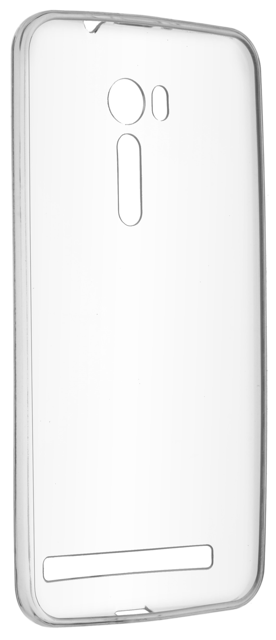 Чехол для сотового телефона skinBOX Slim Silicone, 4660041408218, прозрачный цена и фото