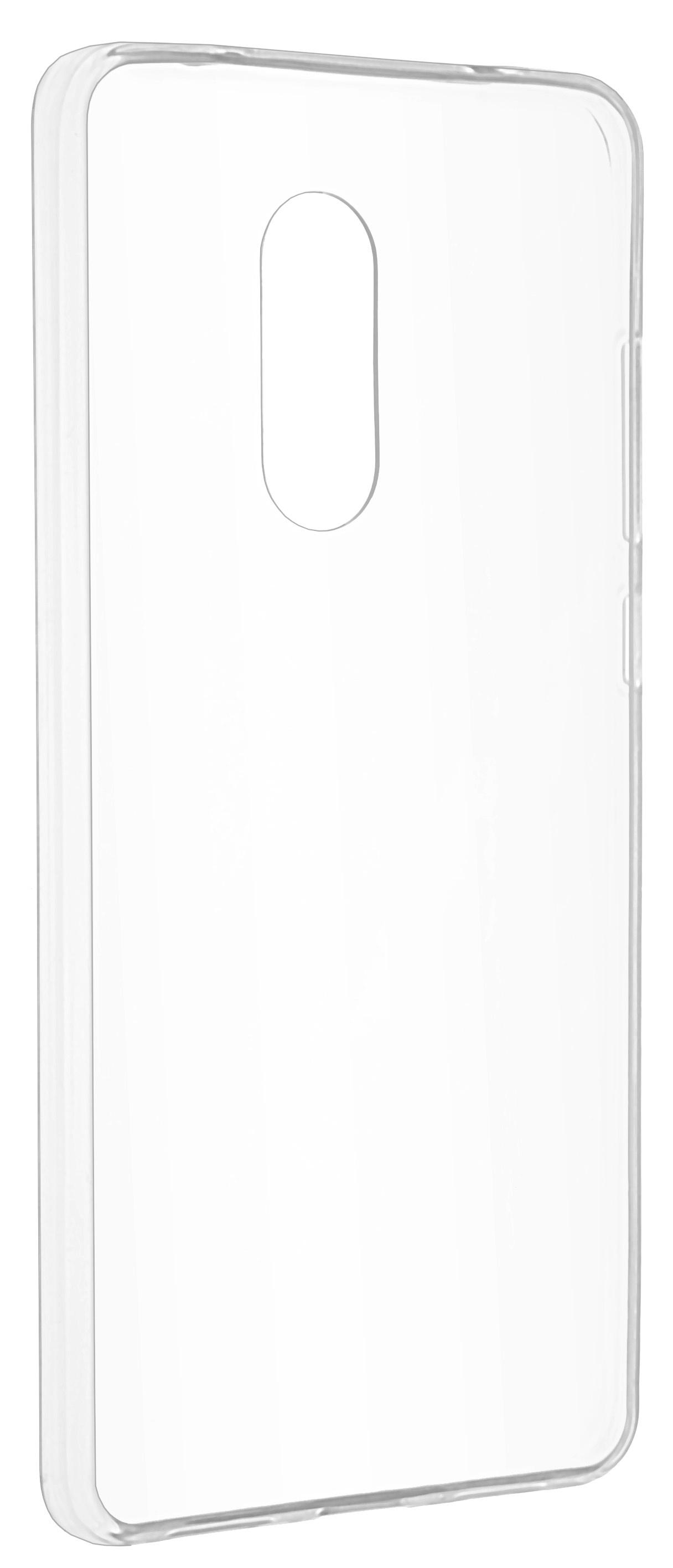 Чехол для сотового телефона skinBOX Slim Silicone, 4660041408850, прозрачный цена и фото