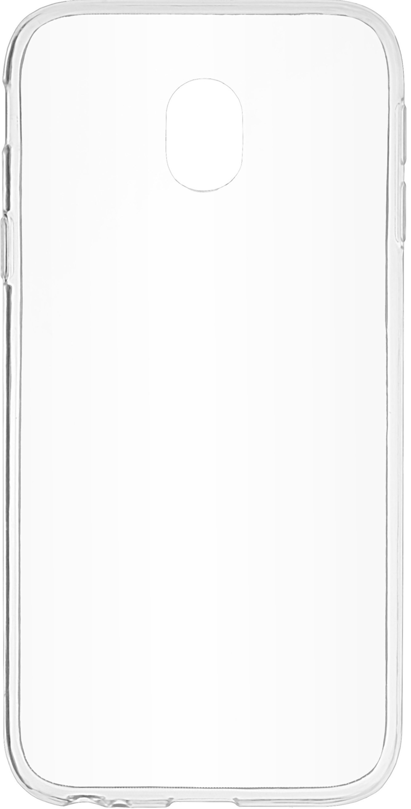 Чехол для сотового телефона skinBOX Slim Silicone, 4660041409178, прозрачный цена и фото