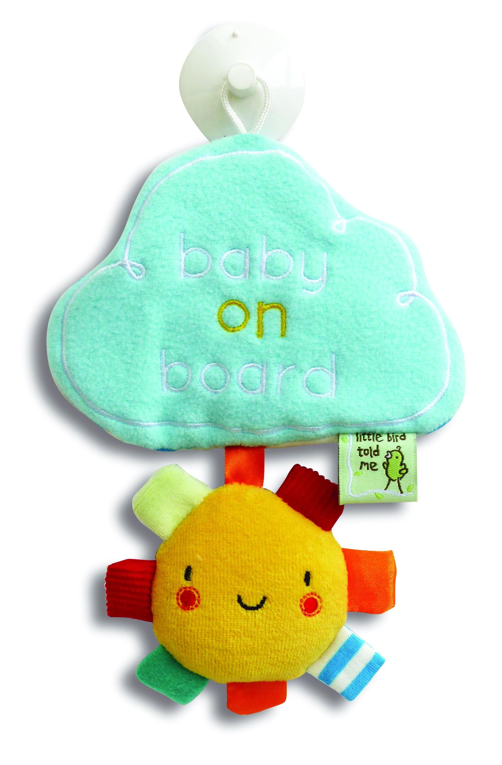 Мягкая игрушка Little Bird Told Me Развивающая игрушка голубой little bird told me развивающий коврик щенок