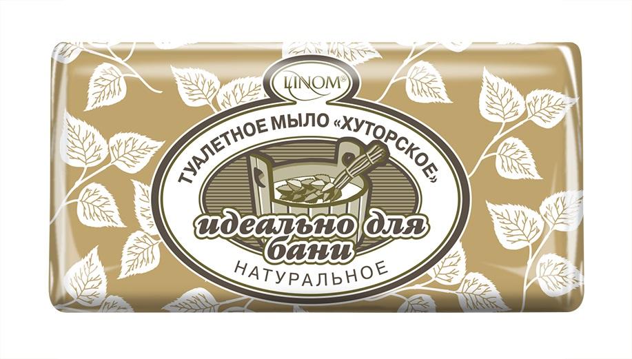 Мыло косметическое LINOM(БЕЛАРУСЬ)